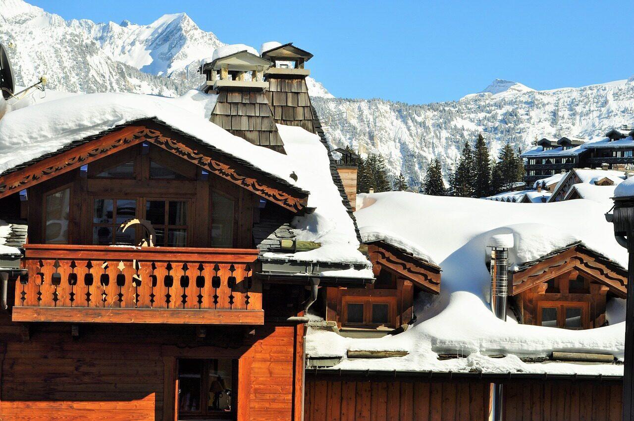 De jolis villages de montagne