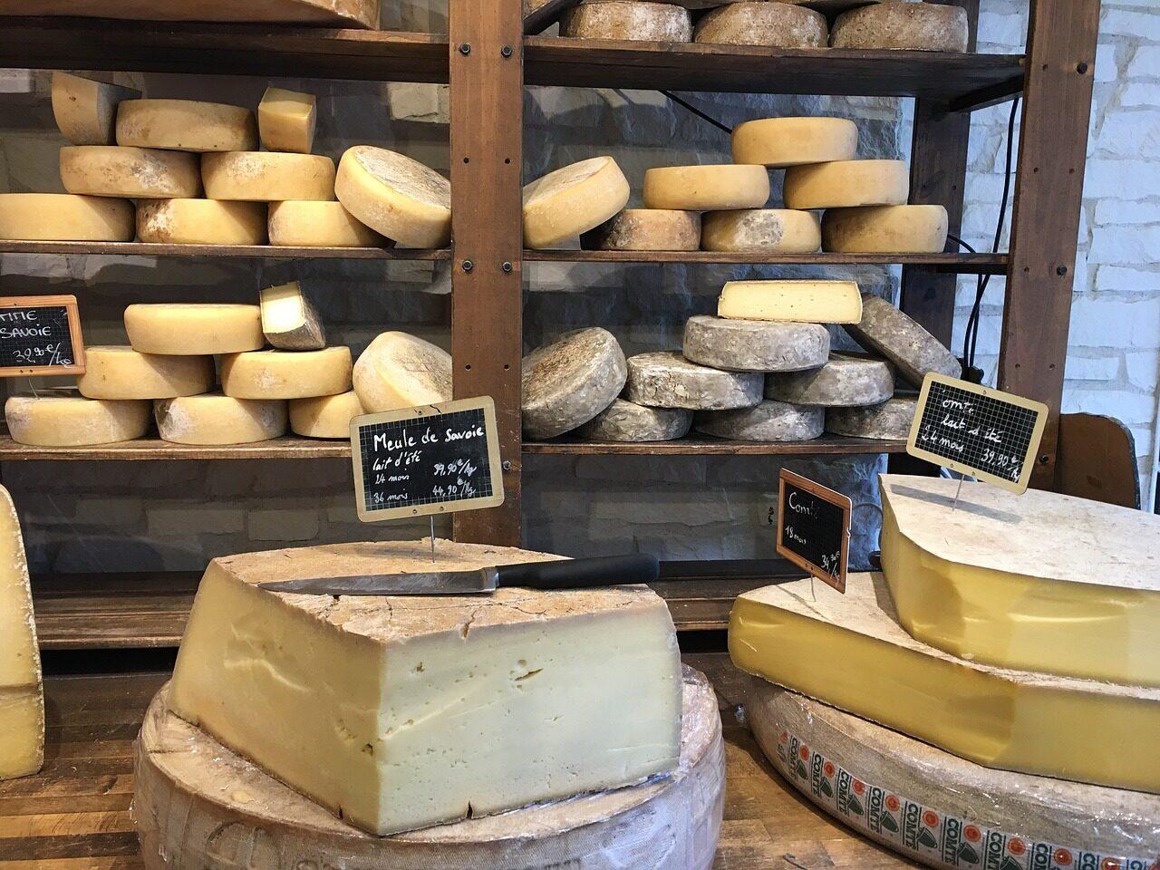 La ferme fromagère d'Abondance