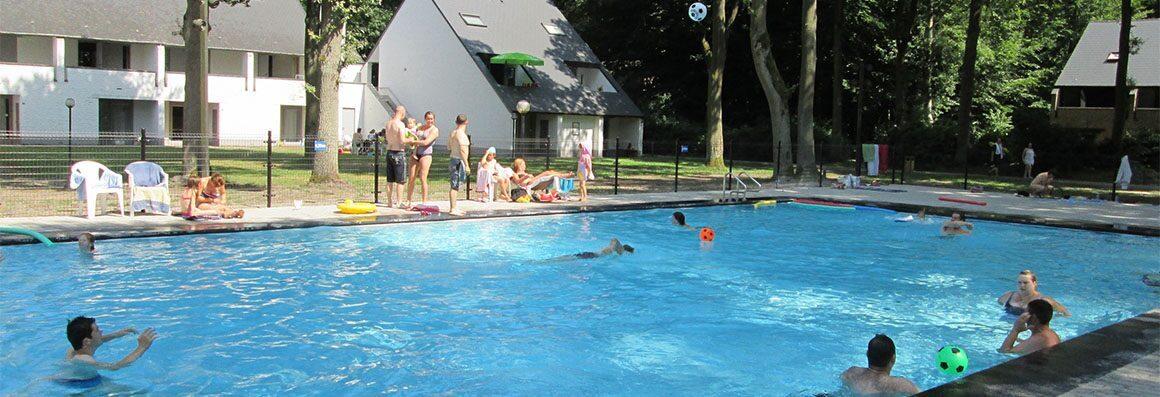 Holiday Suites Limburg swimming pool