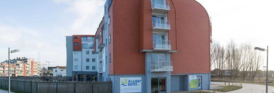 Holiday Suites Zeebrugge