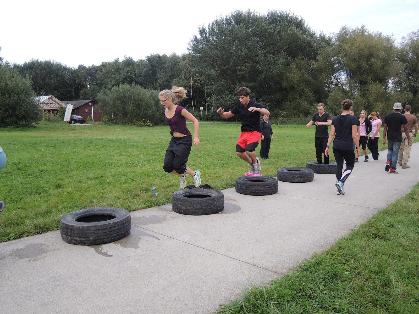 Camp d'entraînement