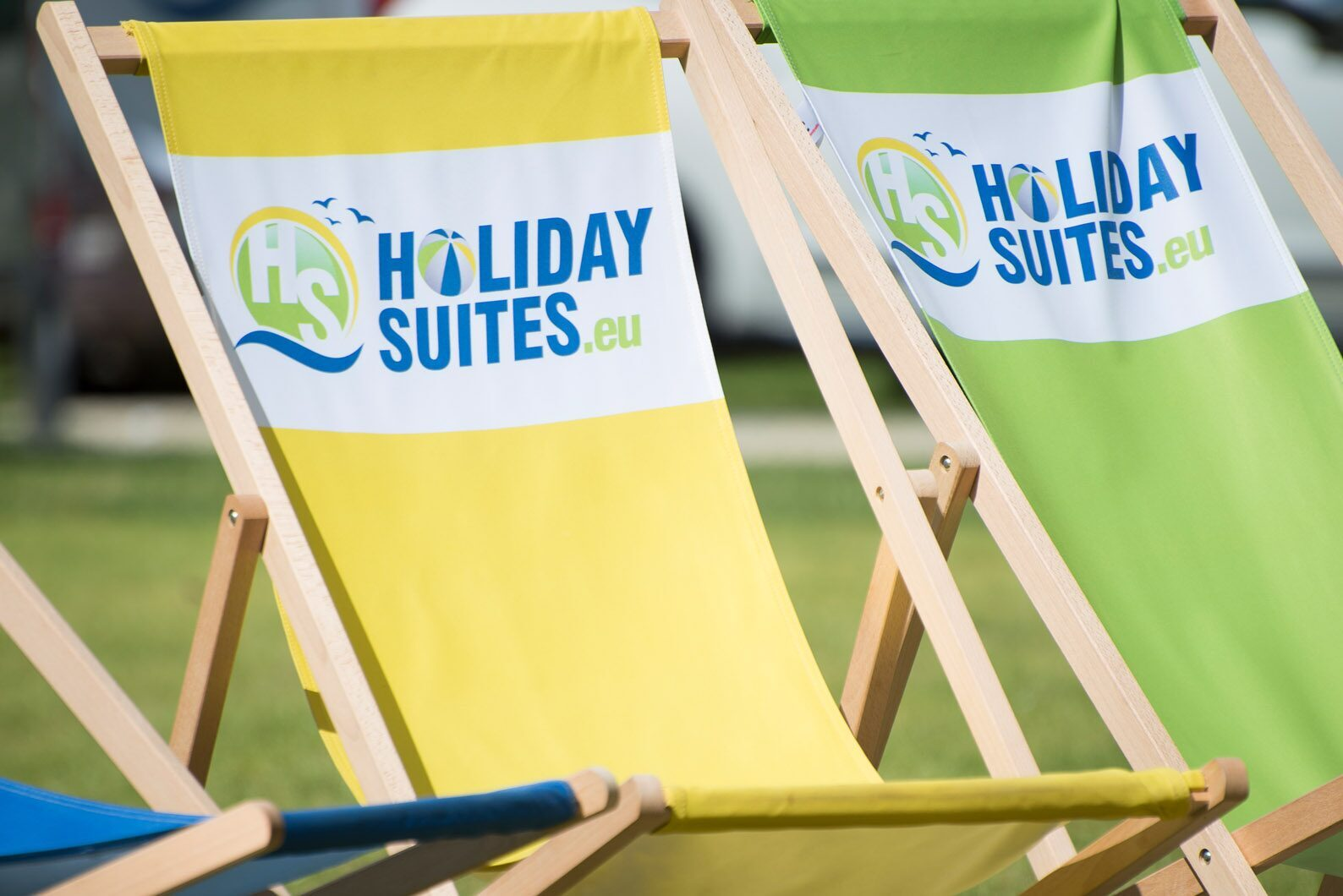 Chaises de plage Holiday Suites