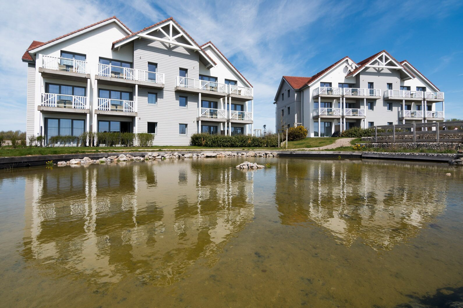 Appartments in Equihen-Plage