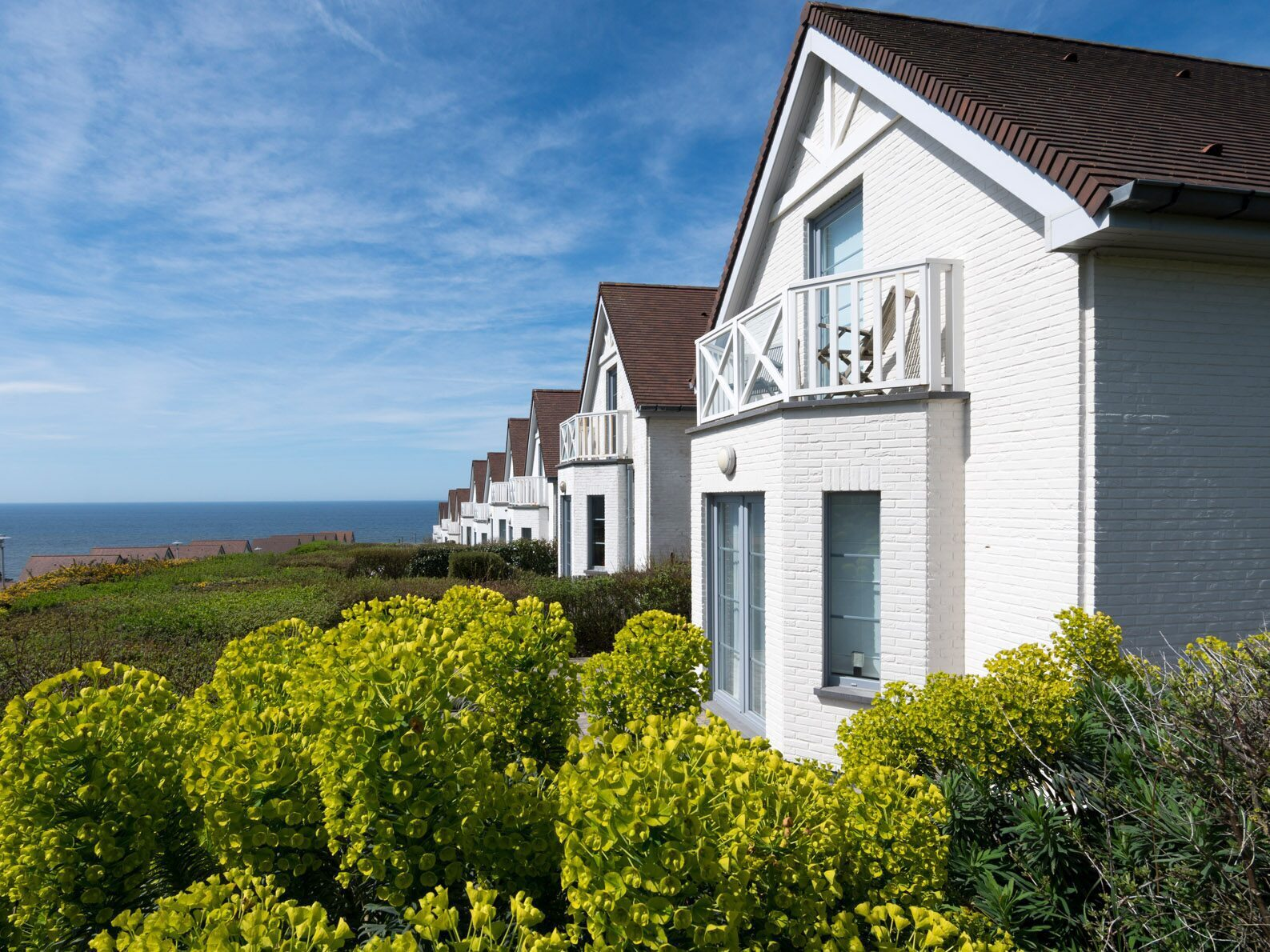 Houses in Holiday Suites Equihen-Plage