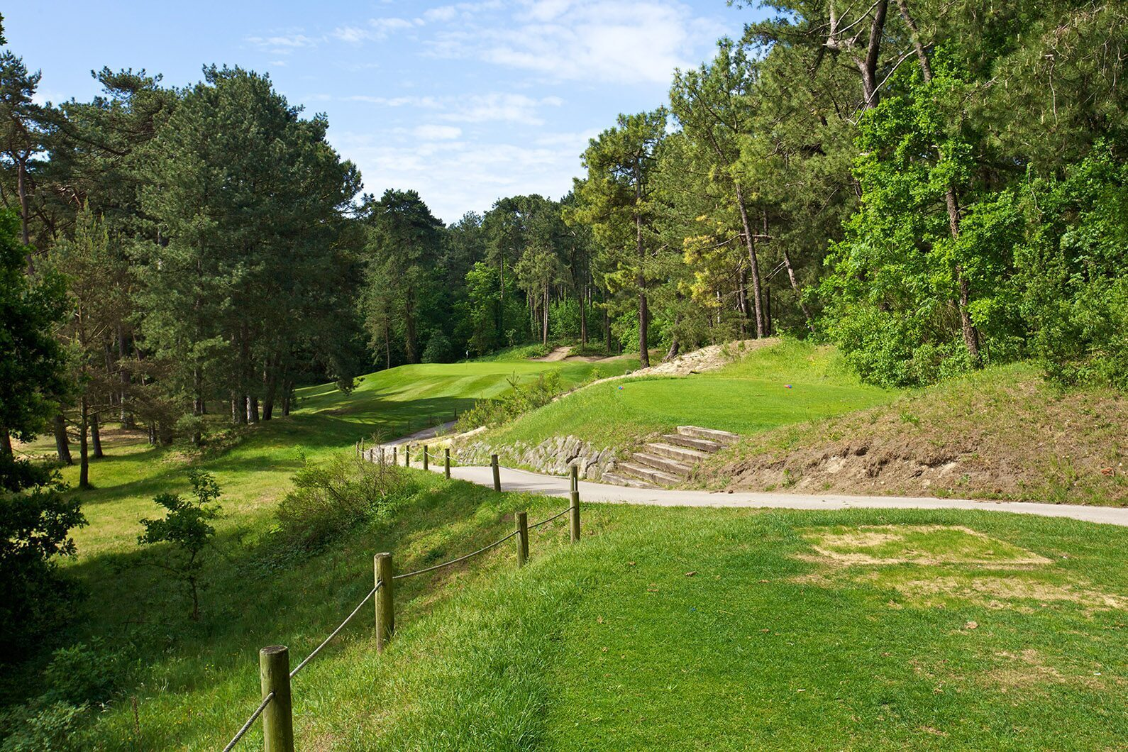 Golf in Equihen-Plage