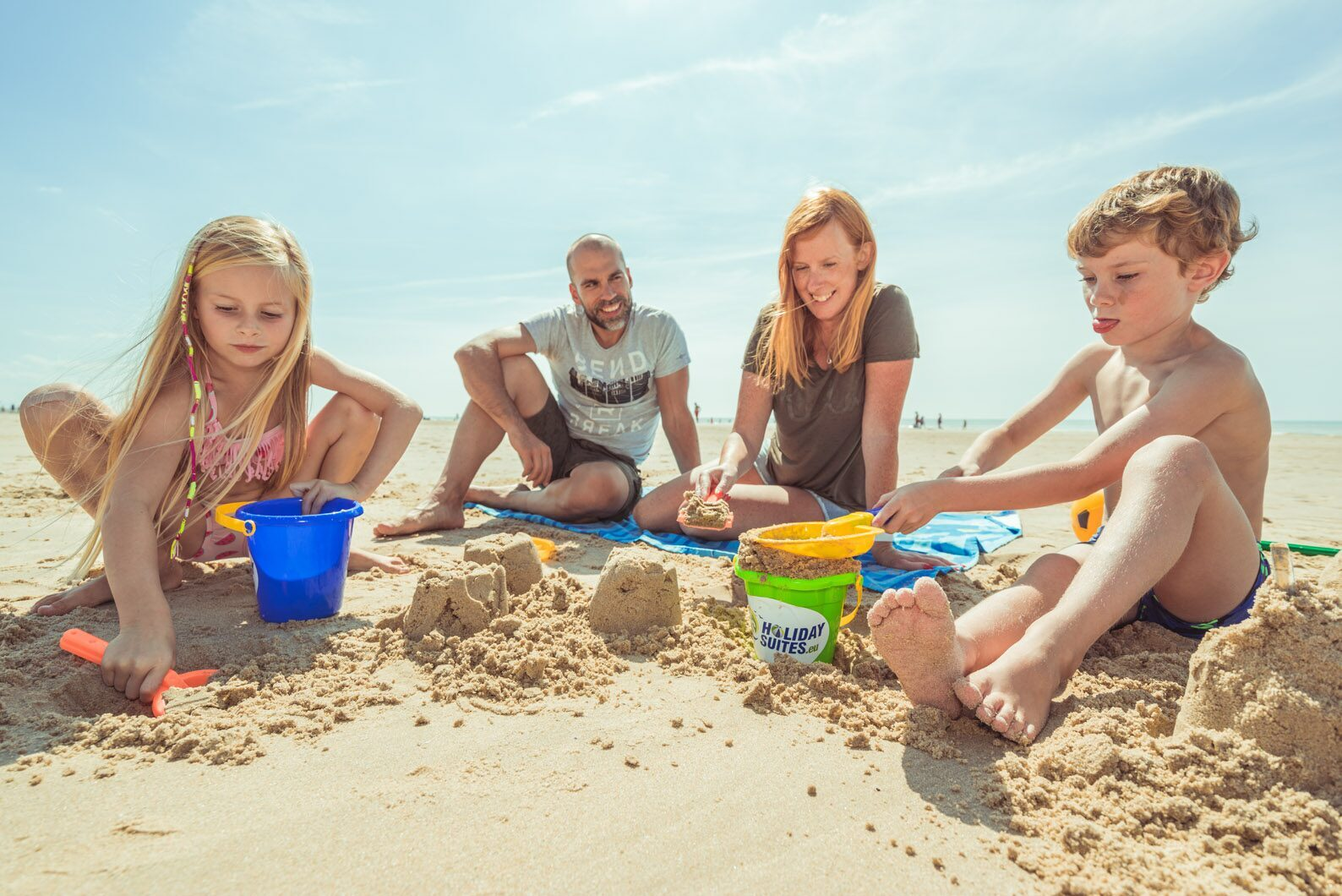 Vakantie aan de Belgische kust