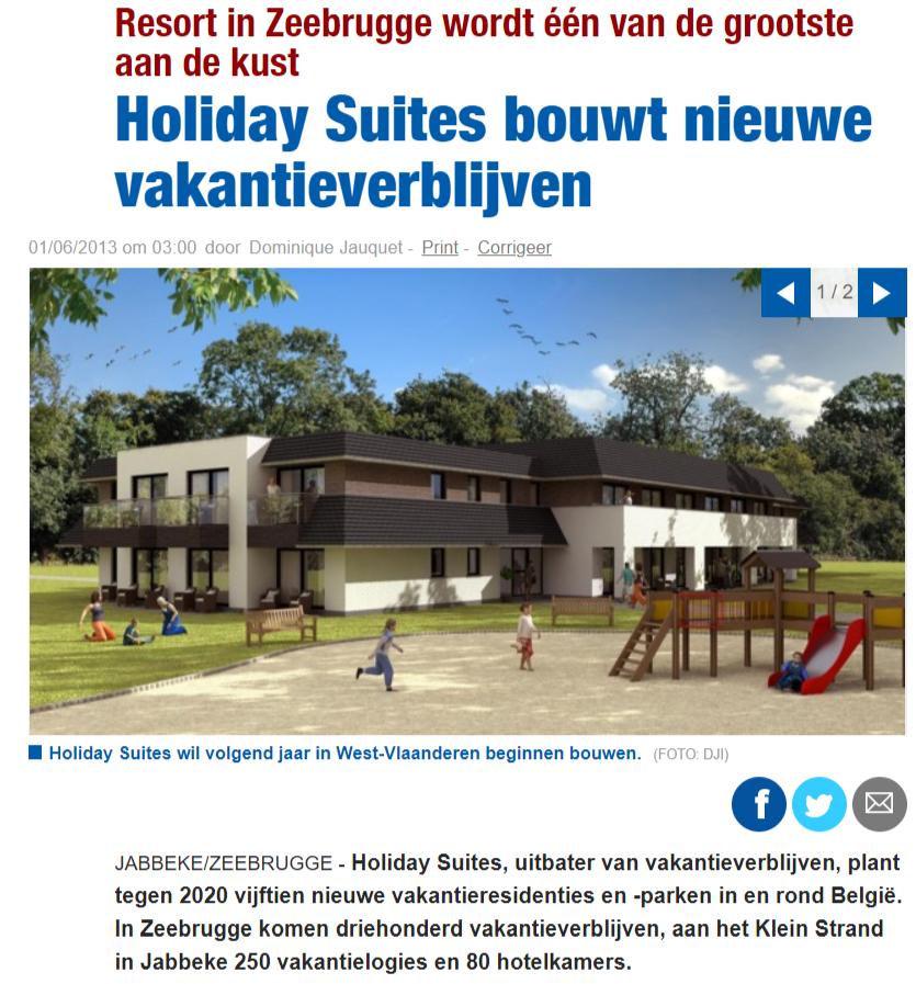 Artikel Nieuwsblad