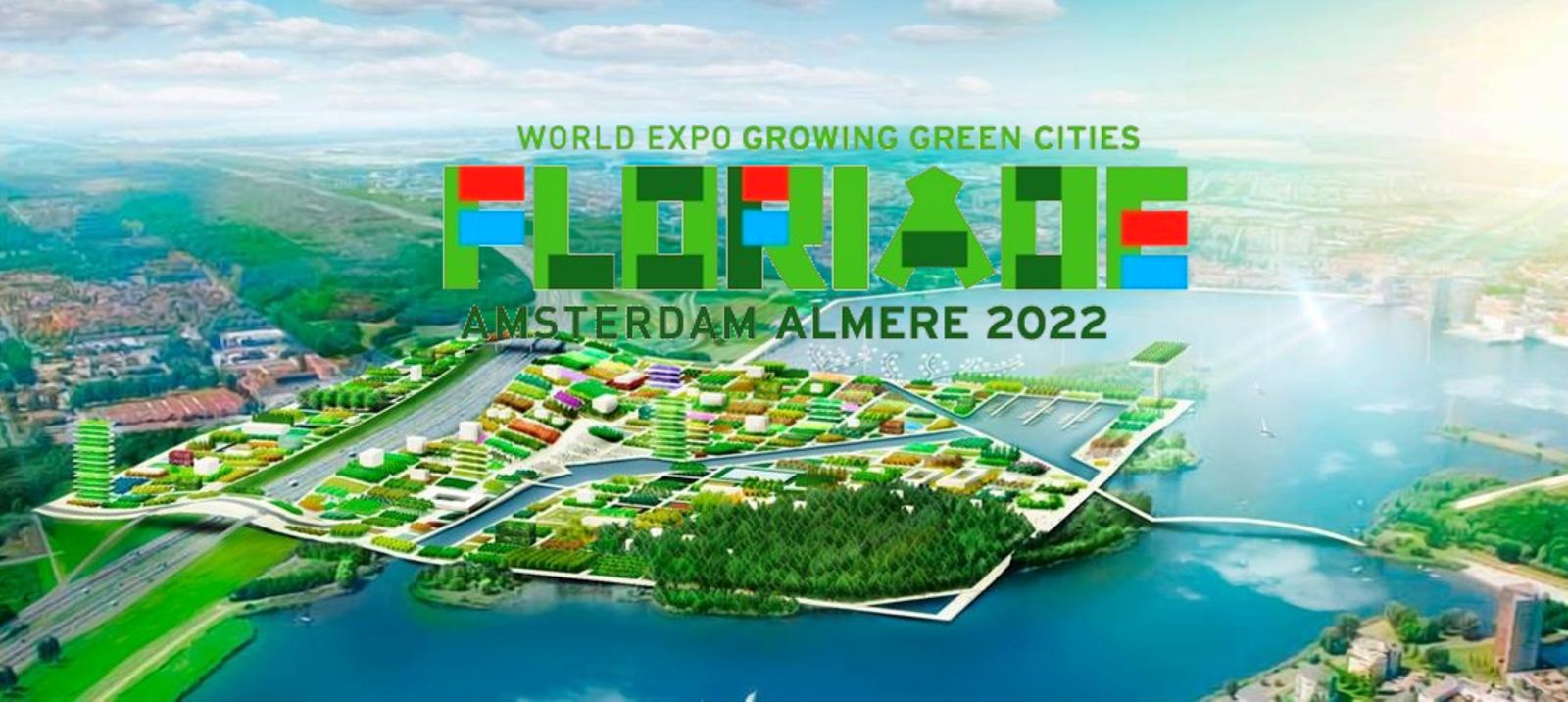 Floriade Expo 2022, Almere