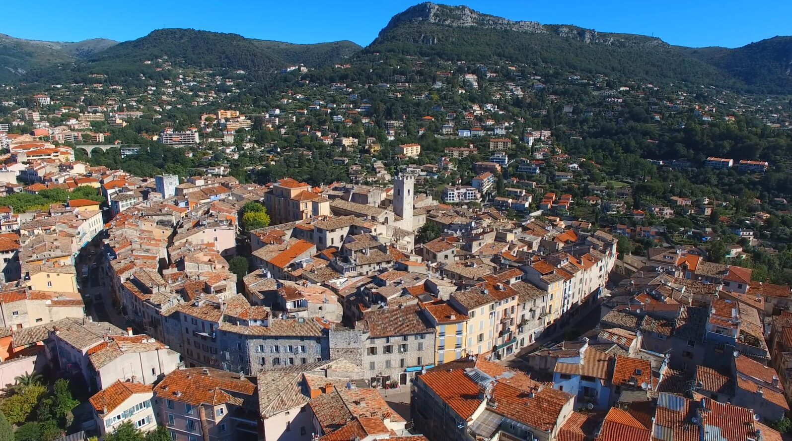 Discover Vence