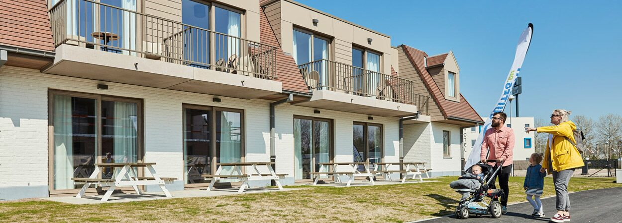 Holiday Suites Jabbeke