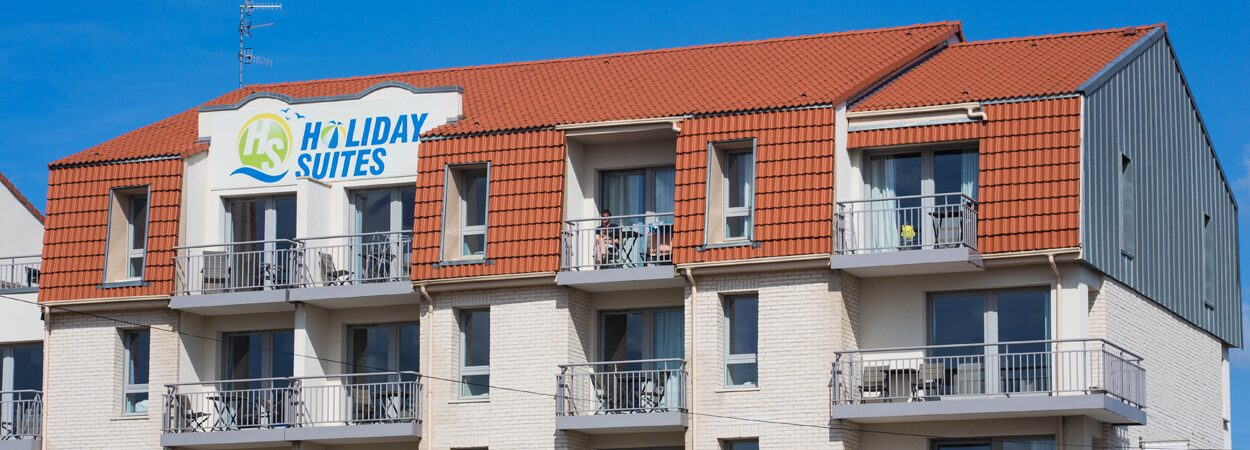 Holiday Suites Bray Dunes Villa Les Margats