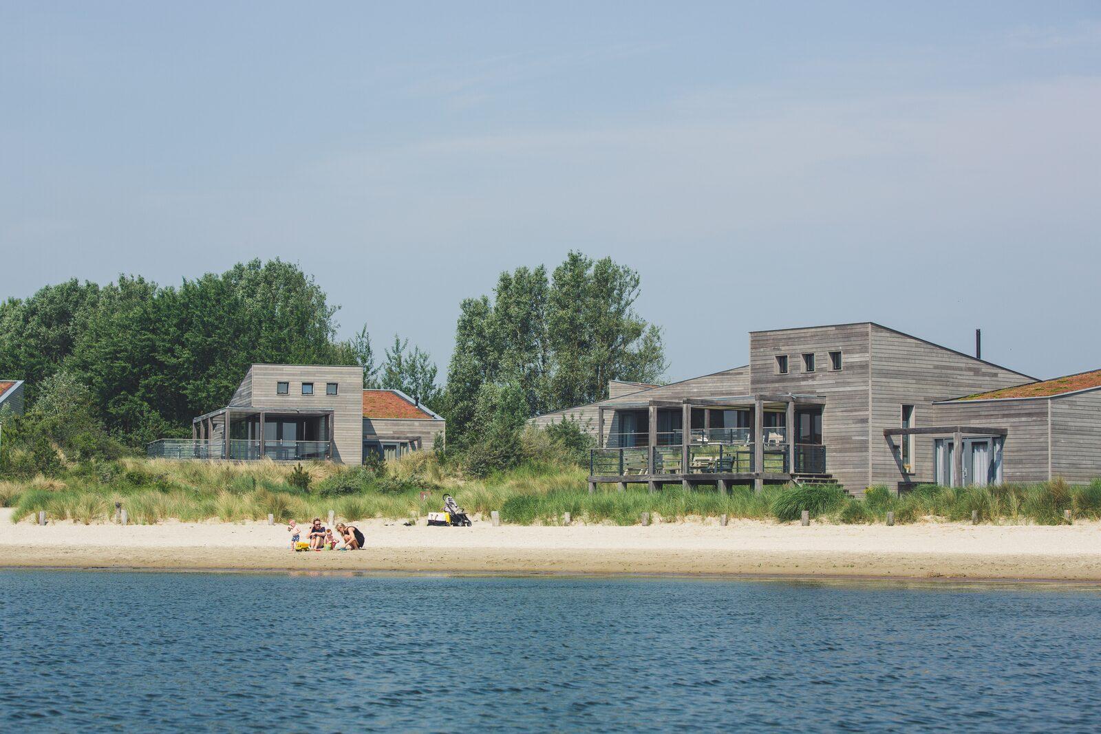 Stijlvol en luxe ingerichte villa's