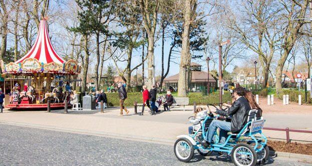 Location de vélos et de cuistax