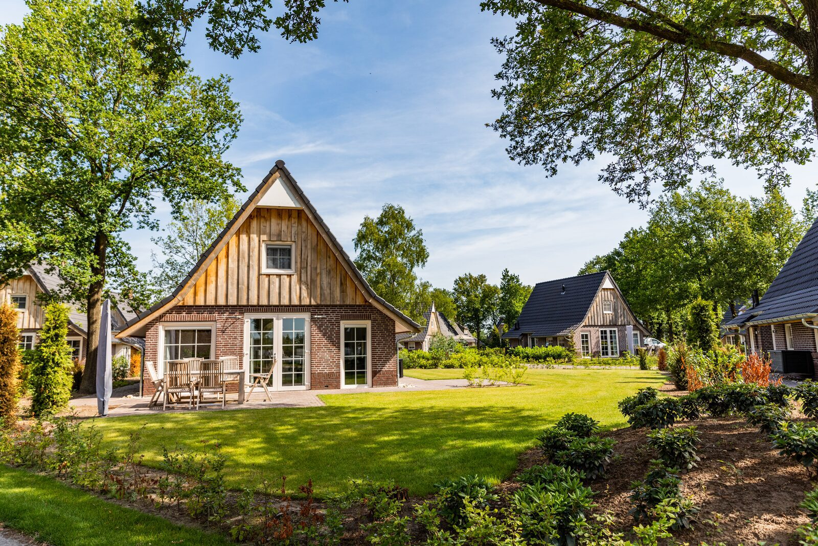 Luxury holiday homes Netherlands