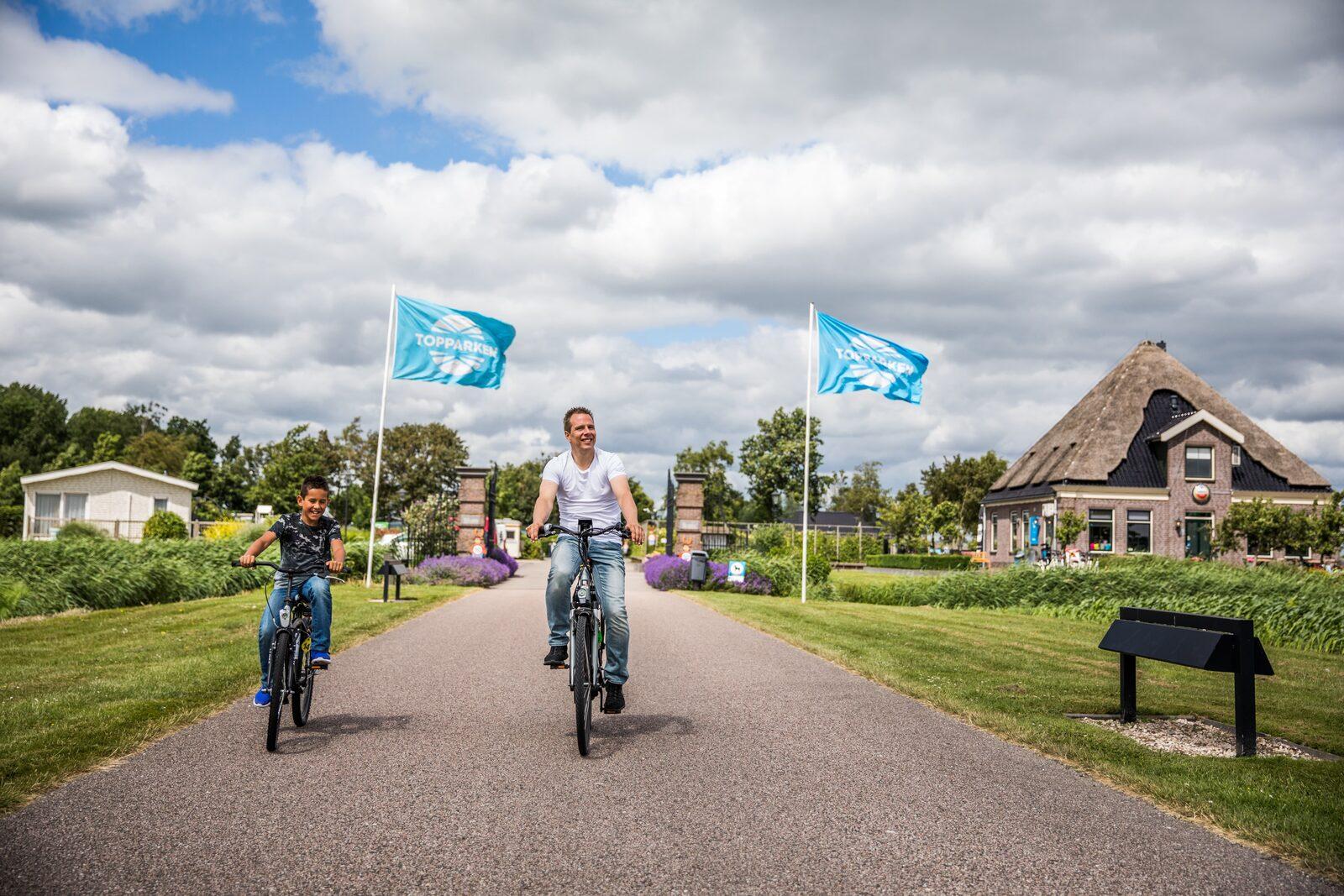 Le parc de Westerkogge reçoit le label de qualité la Clef verte