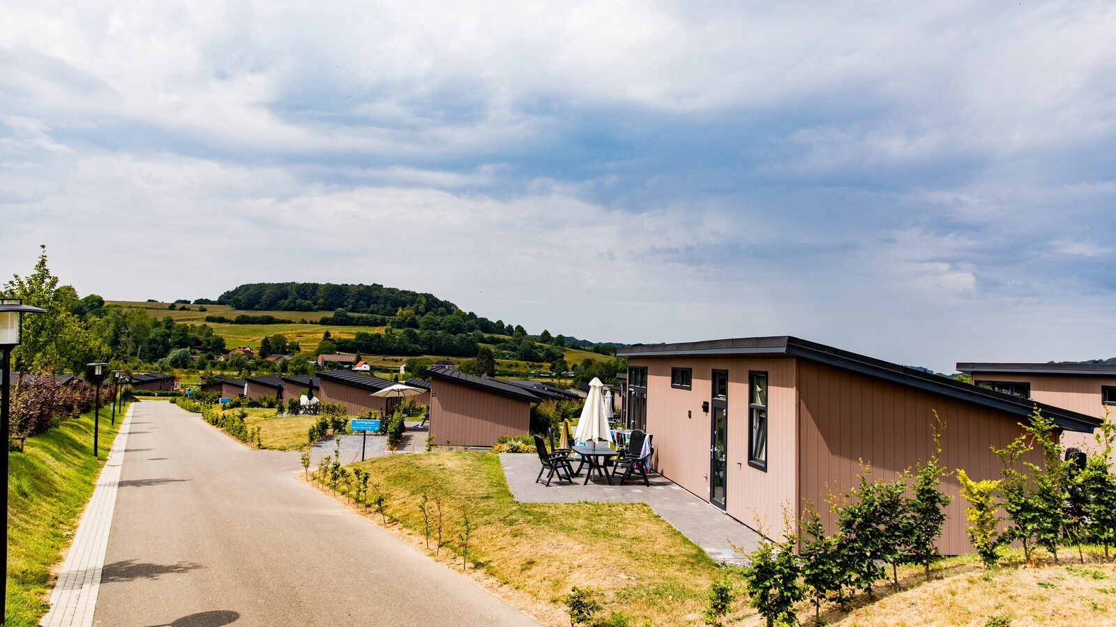 Renting a chalet in Limburg