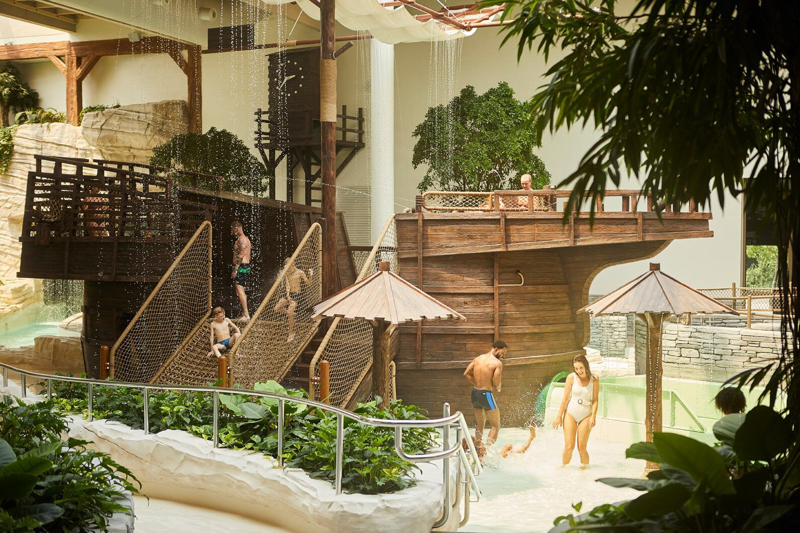 Bellewaerde Aquapark Package Deal