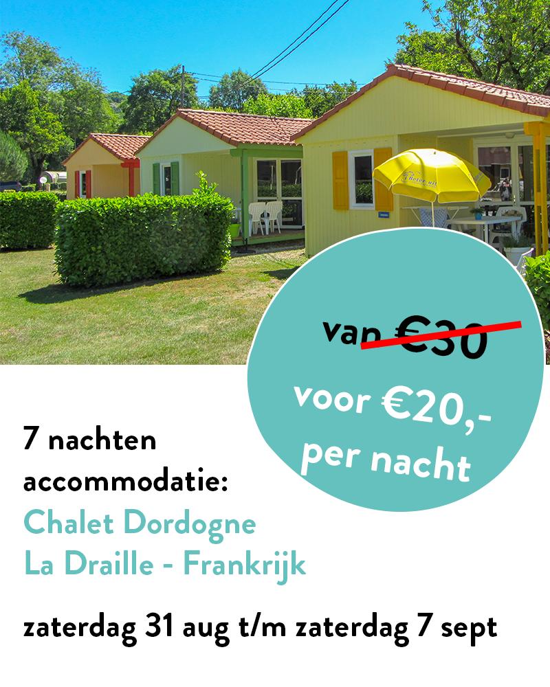 20 euro weken Dordogne