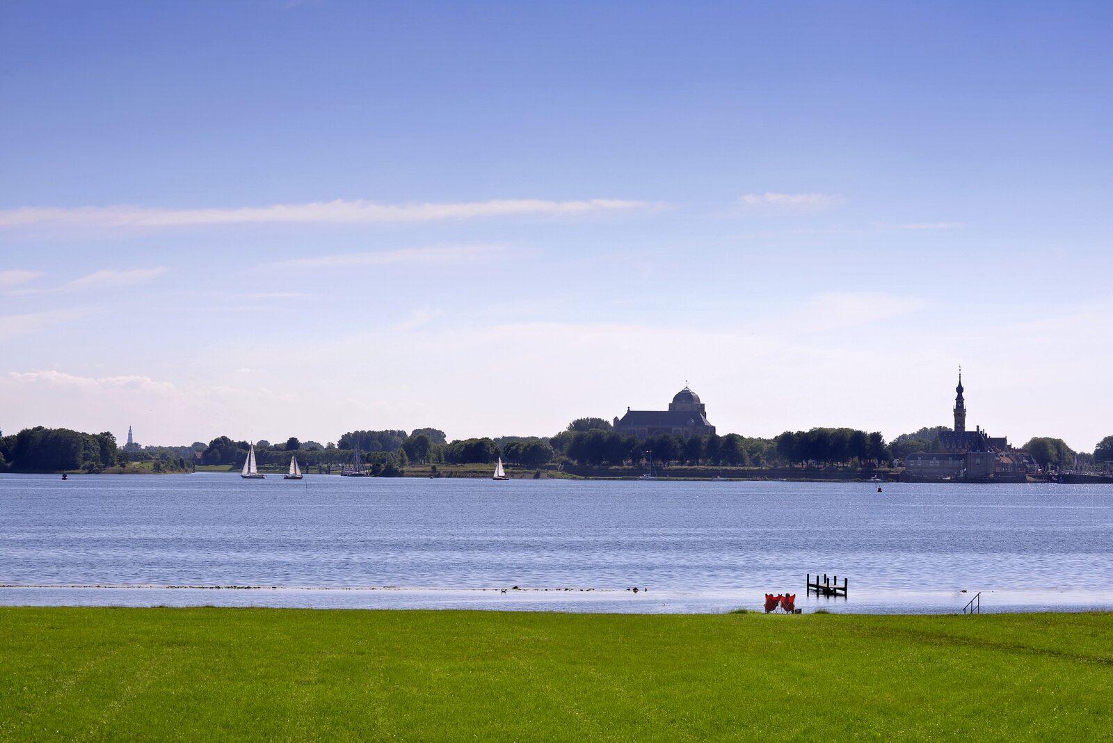 Luxus-Ferienhäuser am Veerse Meer in Holland