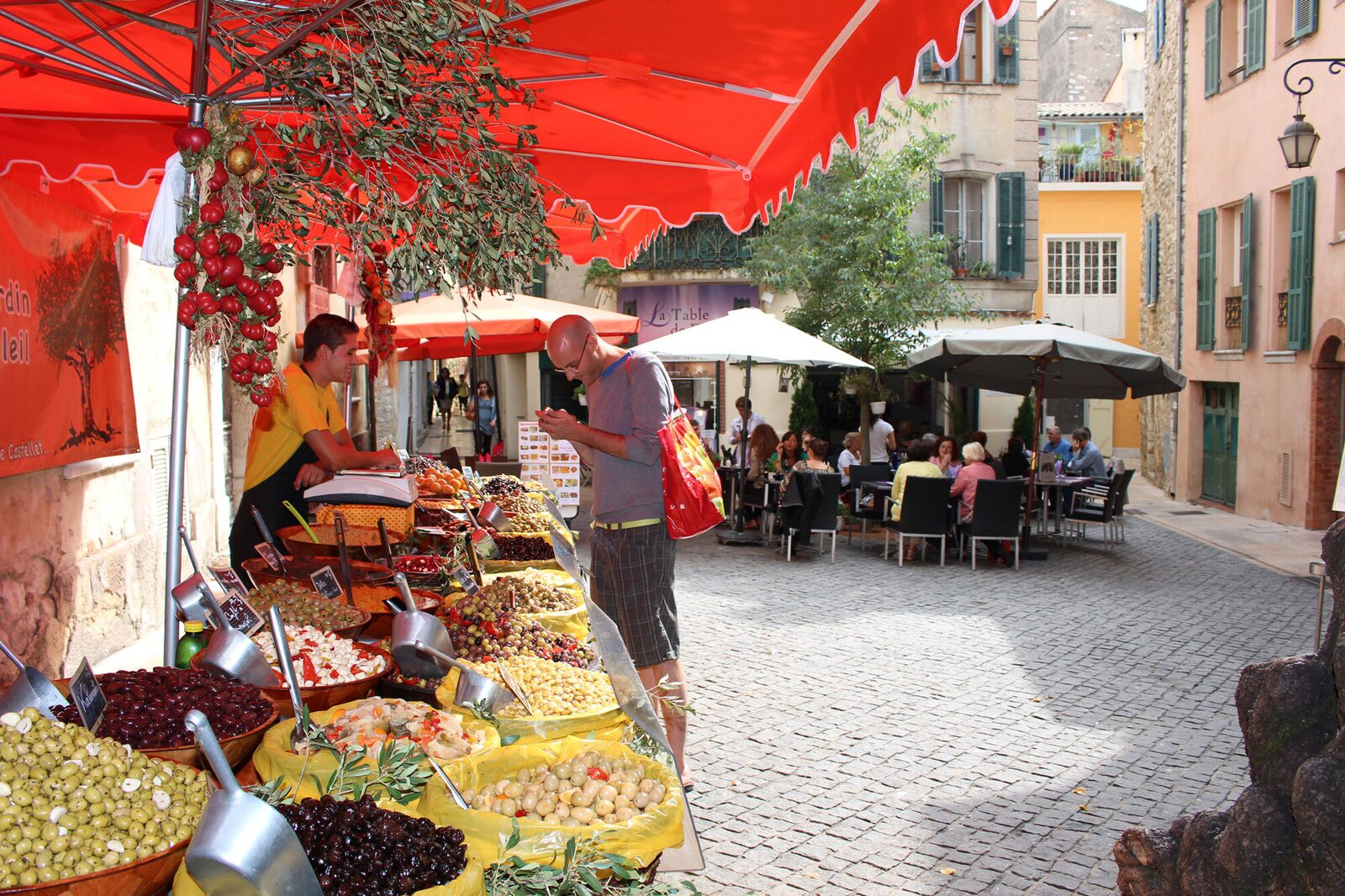 Vence markets