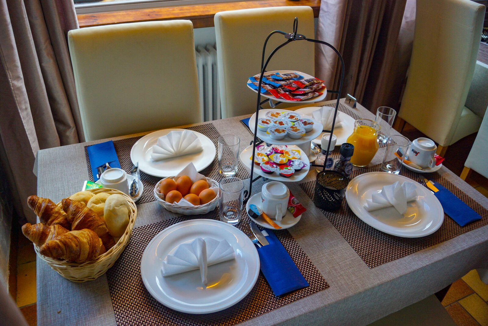 Breakfast restaurant Walsdorf