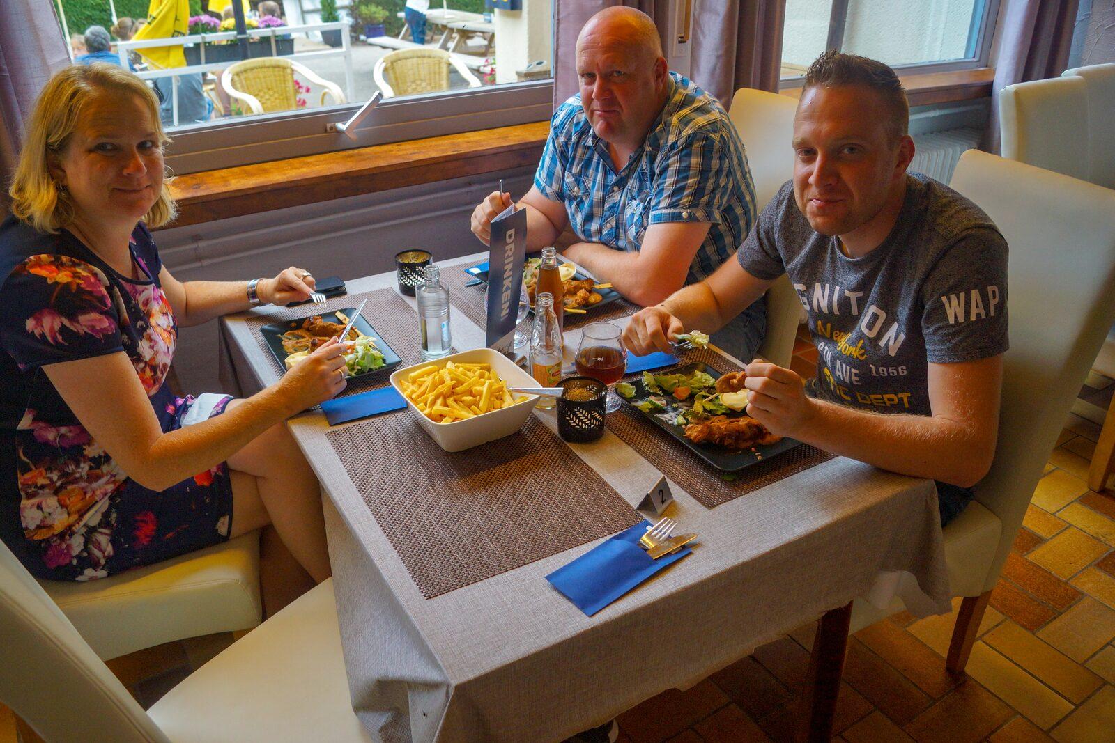 Dinner restaurant Walsdorf