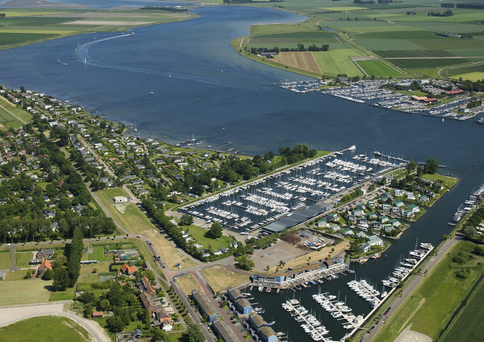 Holiday homes Aqua Village at Veerse Meer in Zeeland