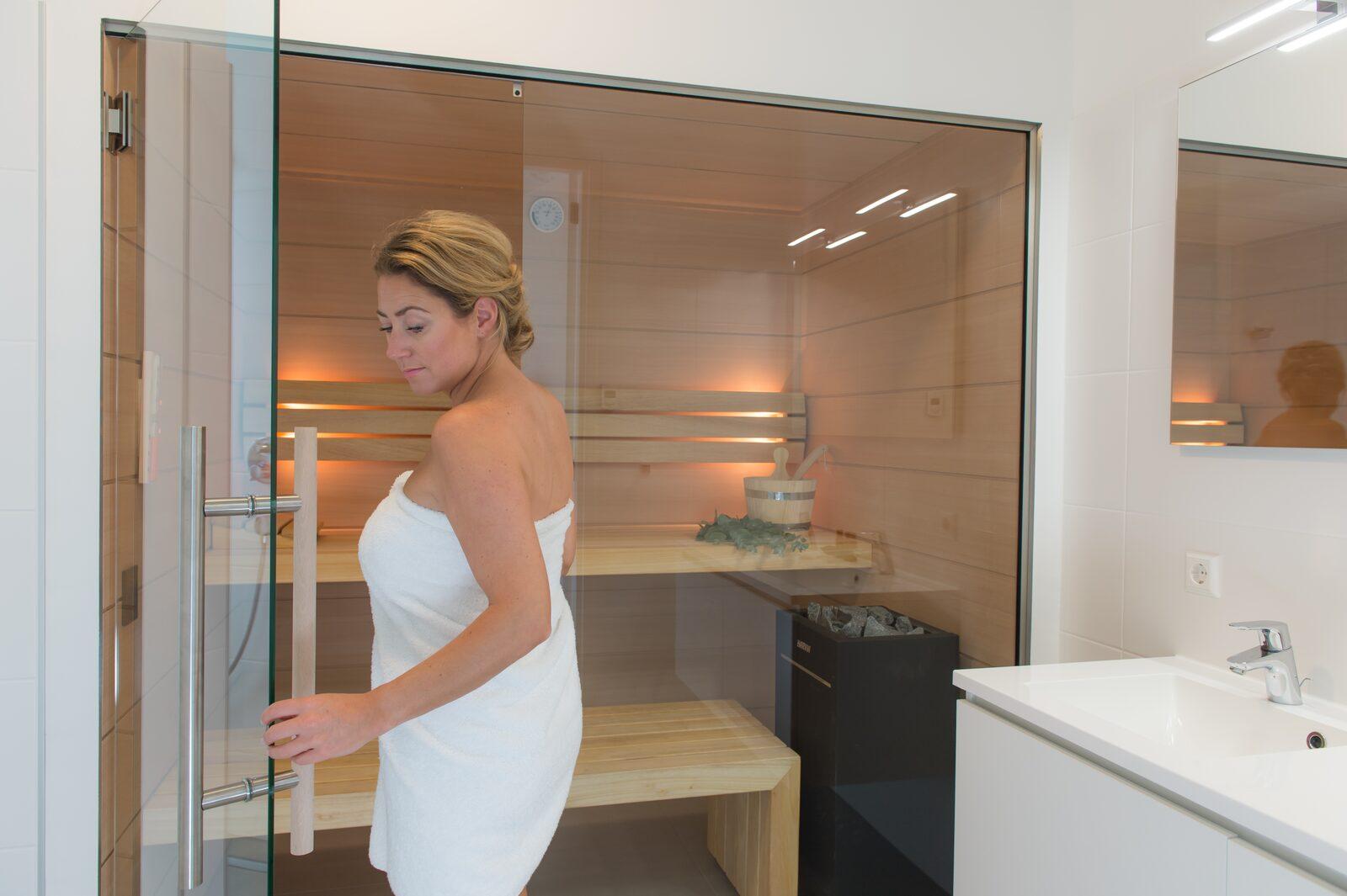 Luxus-Ferienhaus Holland mit sauna und jacuzzi