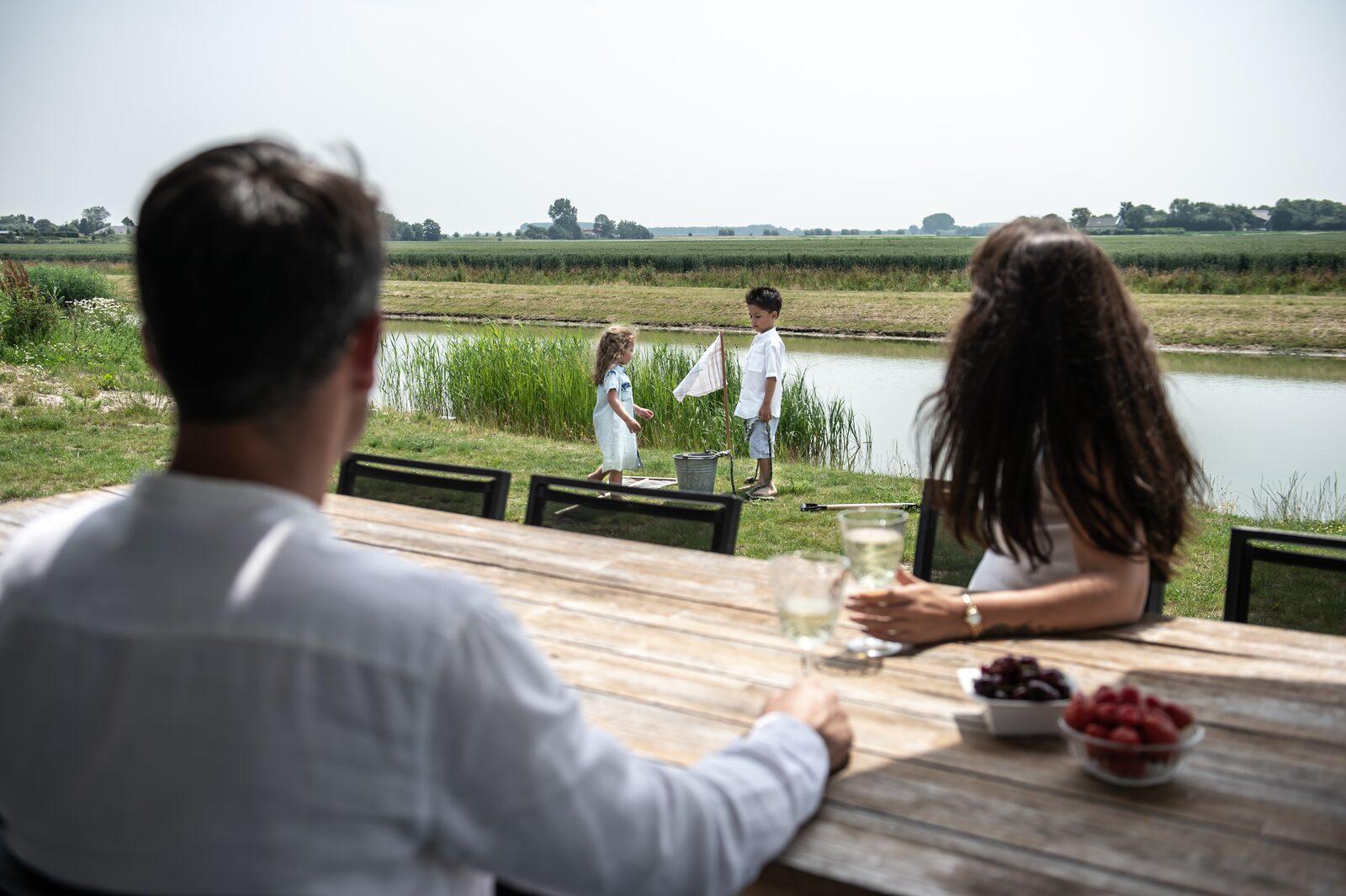 Luxus-Ferienvilla in Zeeland vermieten