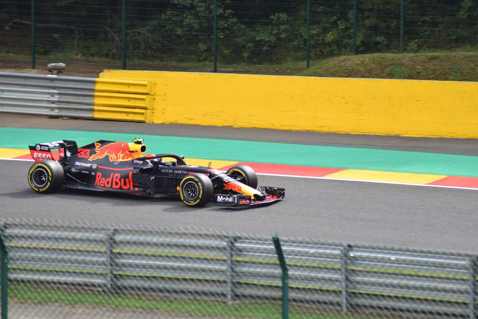 Formula 1 TopParken