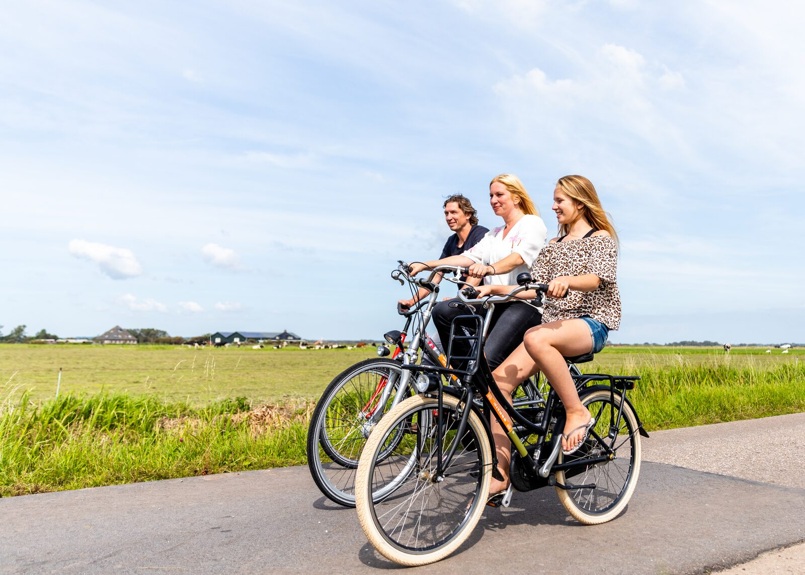 Fahrradvermietung