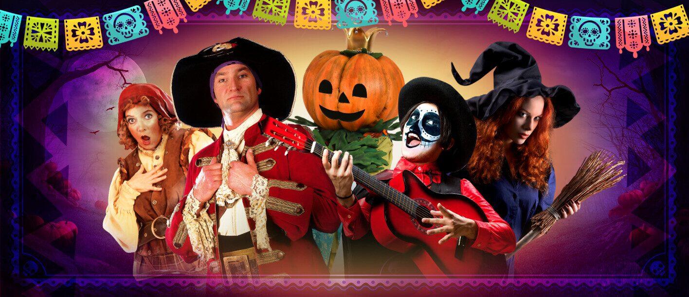 Halloween à Plopsaland La Panne
