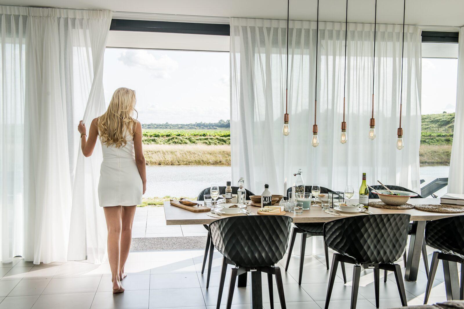 Z'ANDvillas luxe vakantiehuizen in Zeeland