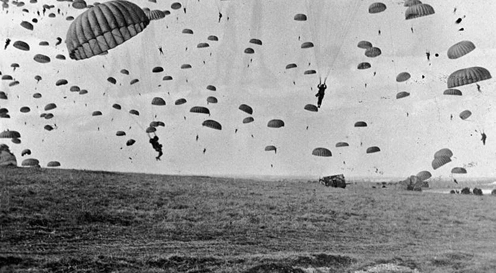 Vier samen 75 jaar vrijheid op De Veluwe!