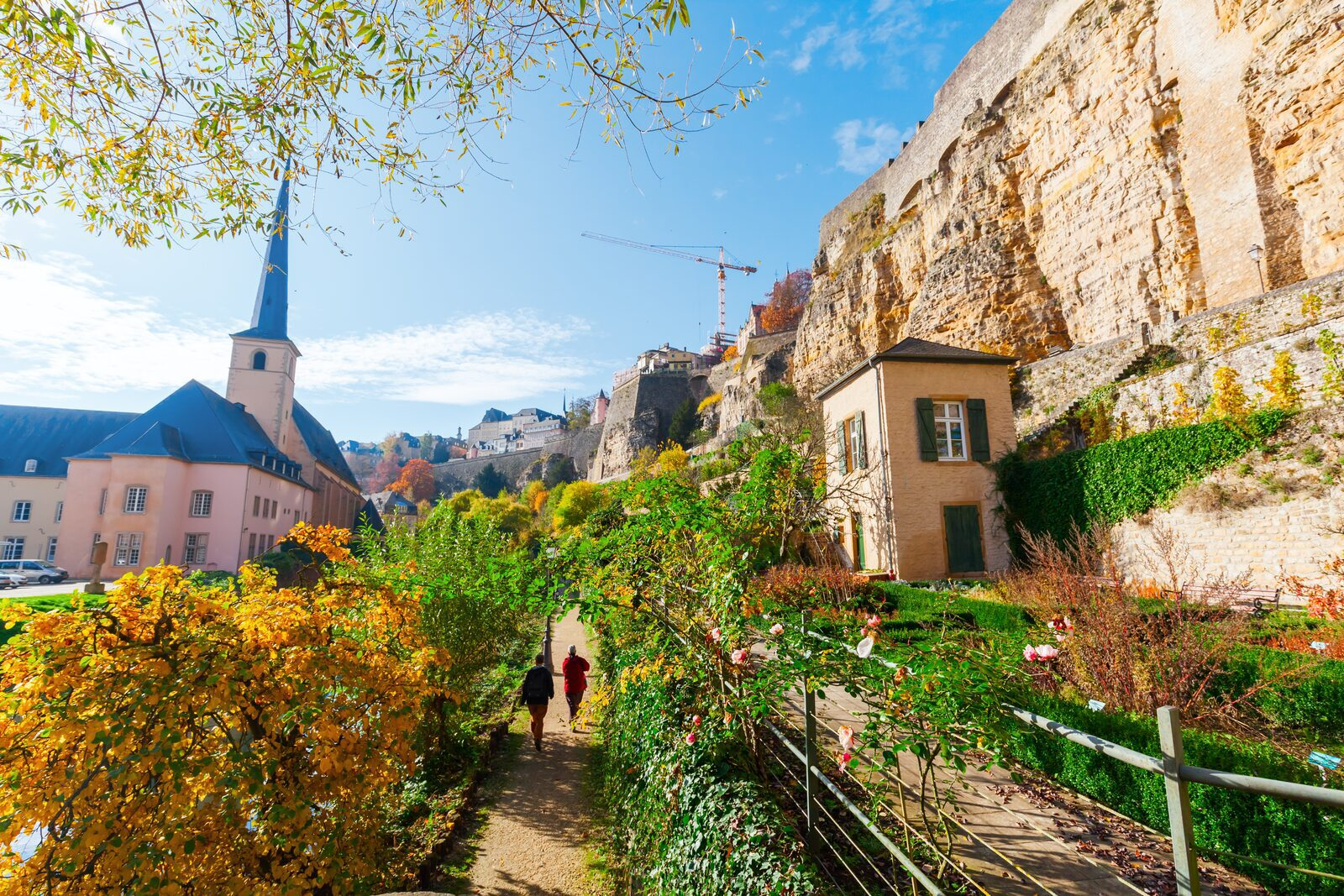 Herfst Luxemburg