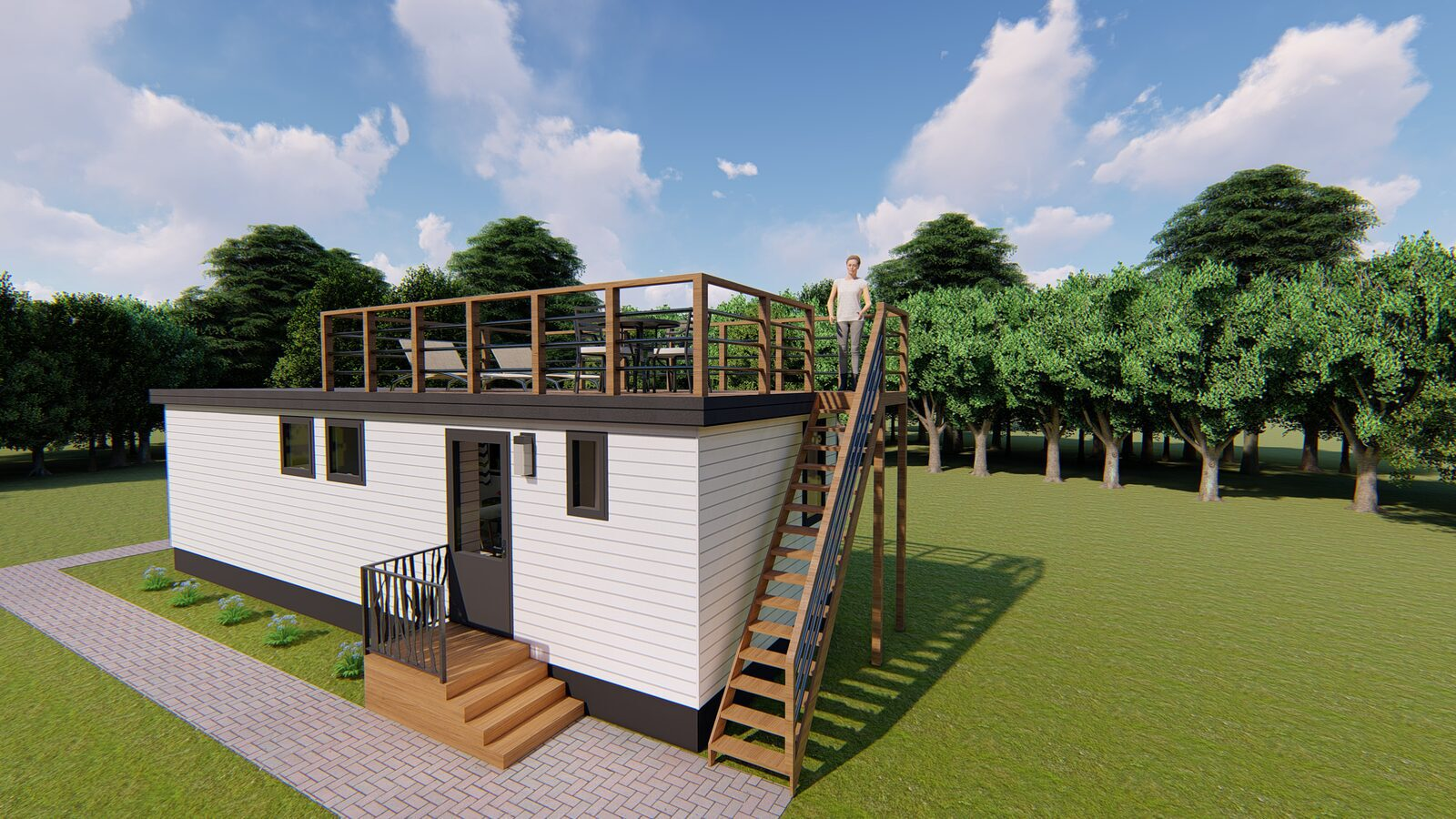 Chaletpark Holiday Nieuw Project