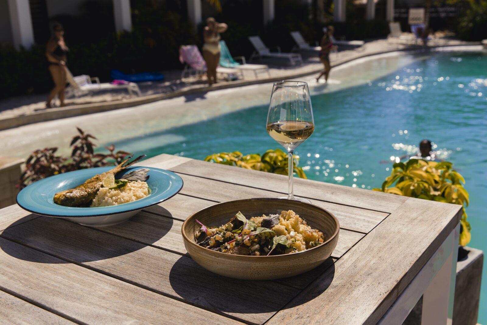 Feast at Resort Bonaire