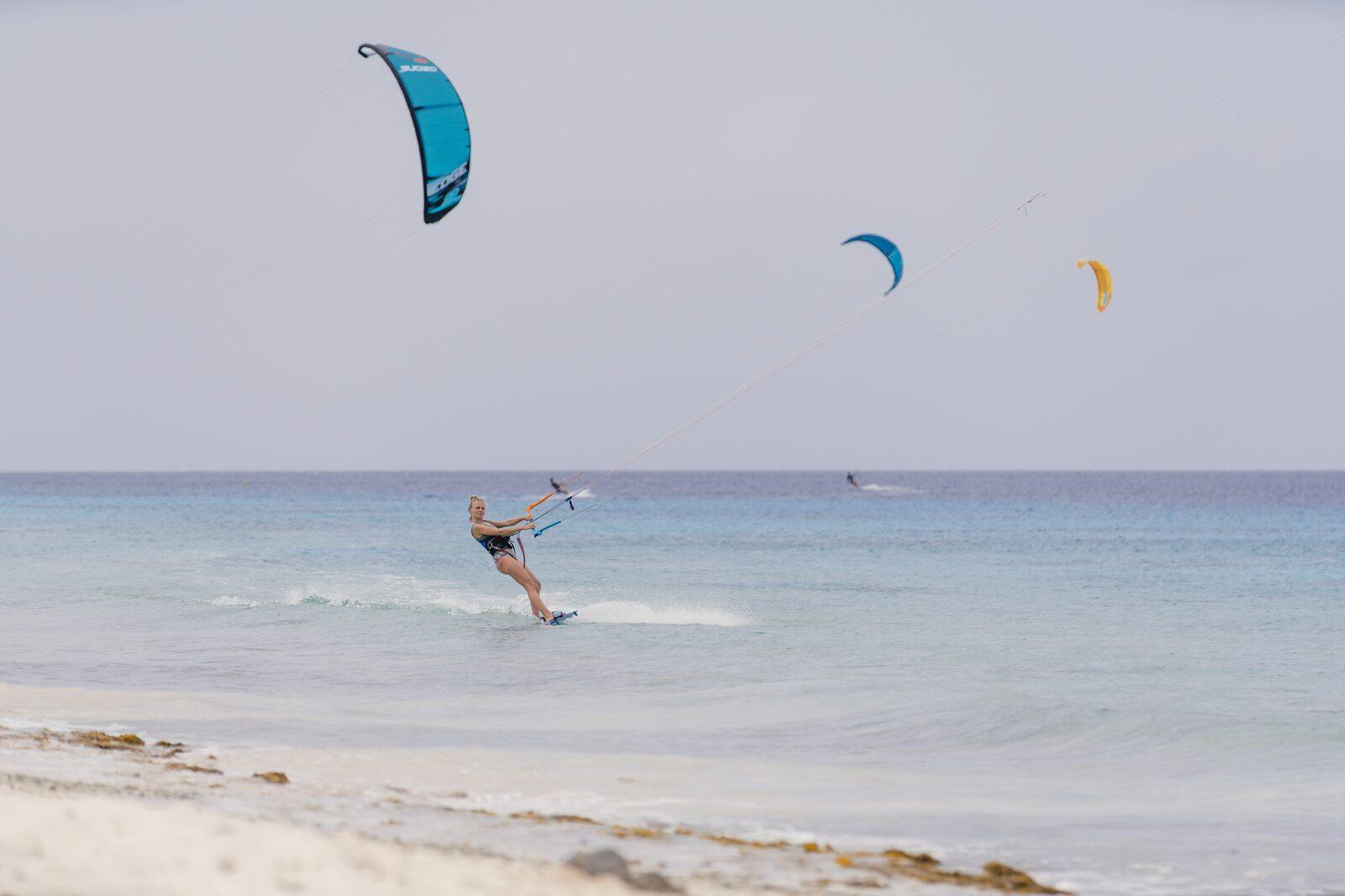 Kitesurf em Bonaire