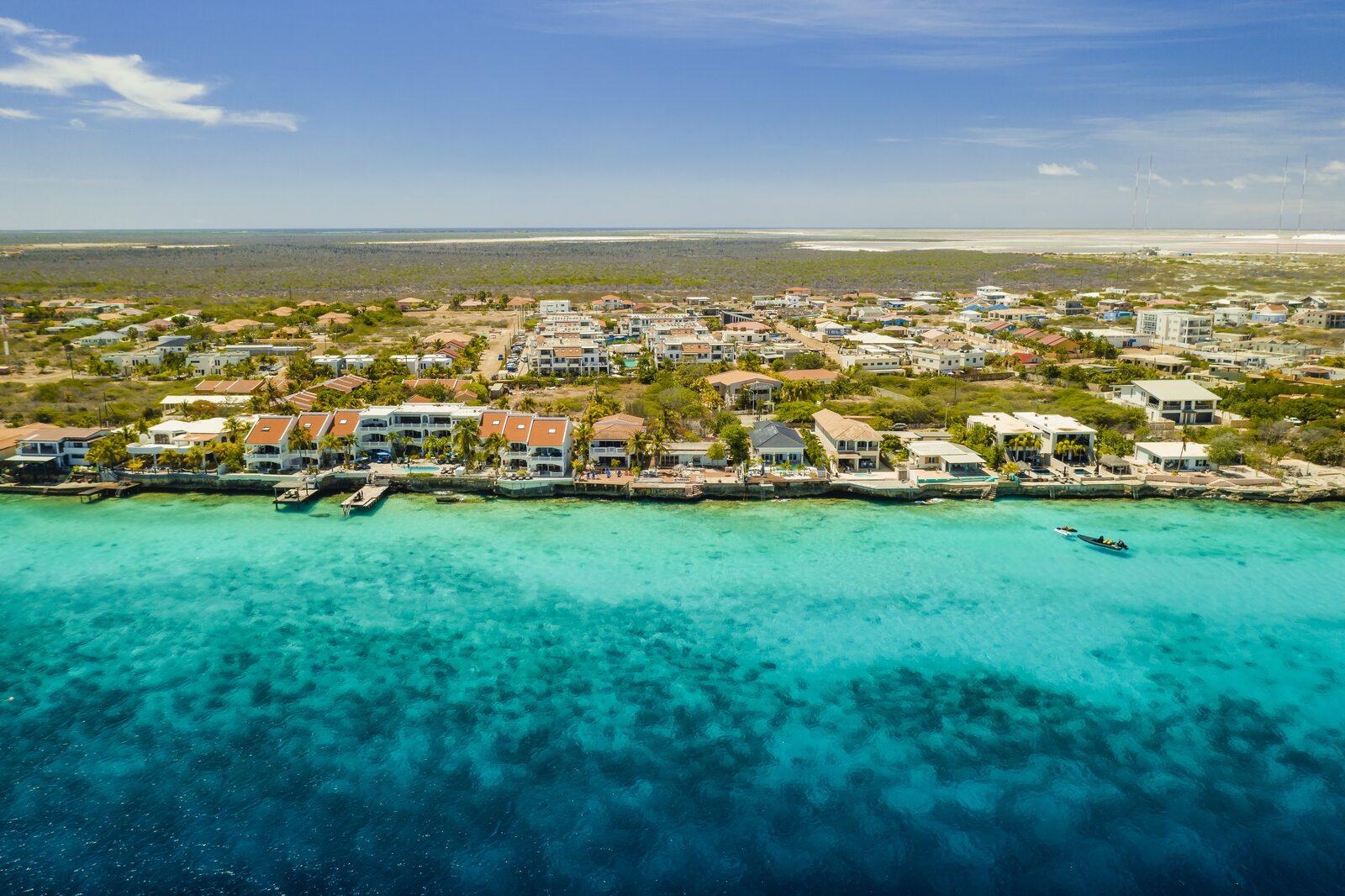 Billets d'avion pour Bonaire