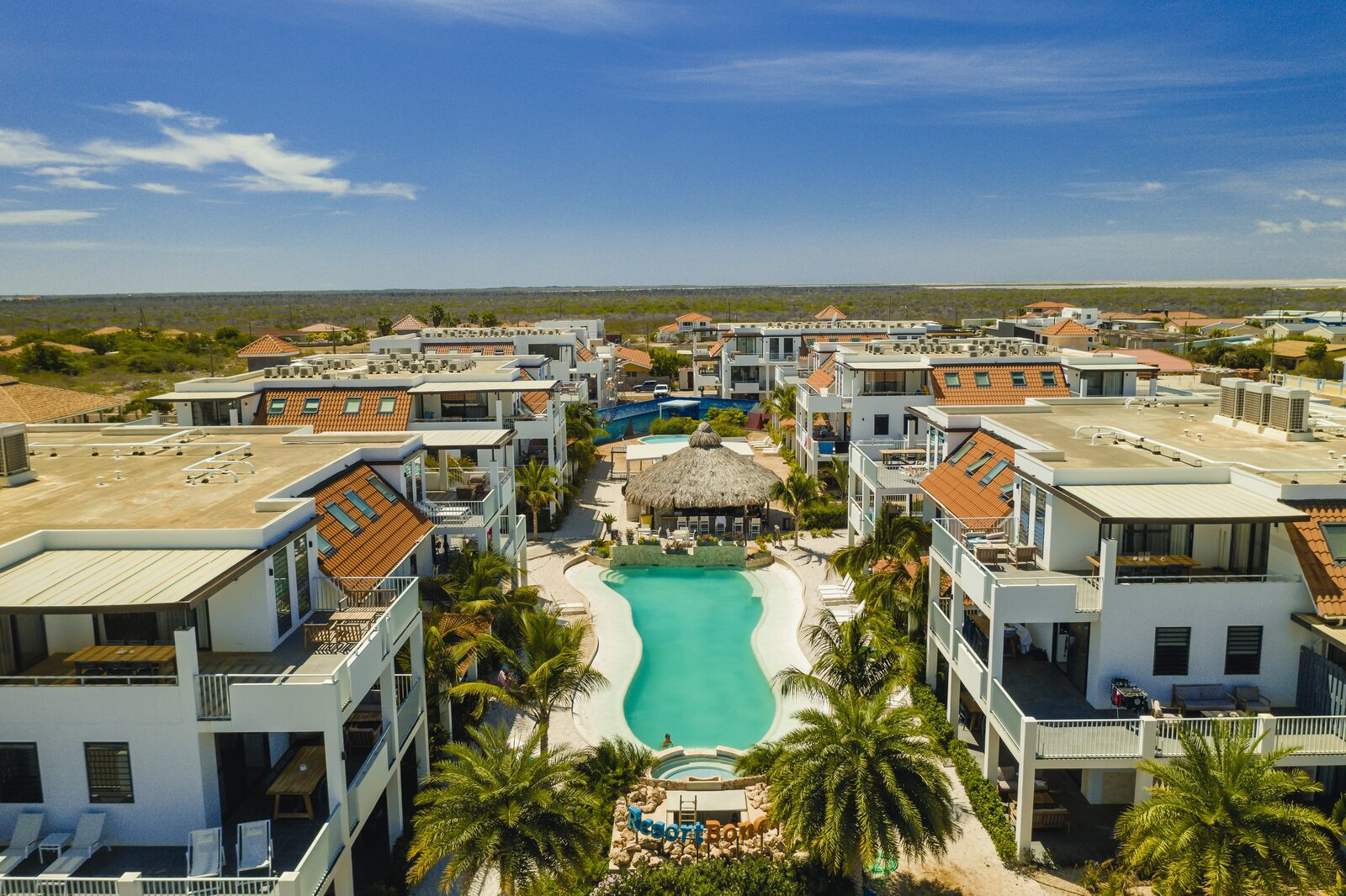 Luxusresort auf Bonaire