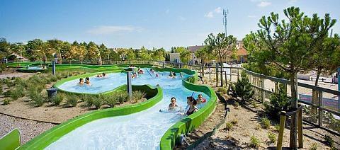 Tropical pool Aqua Mundo Port Zélande
