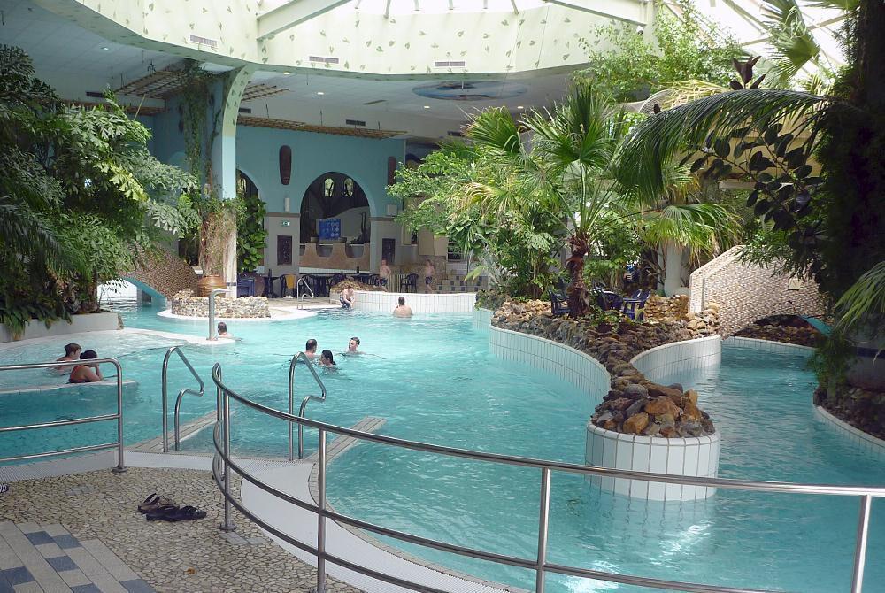 Zwembad Aqua Mundo Port Zélande