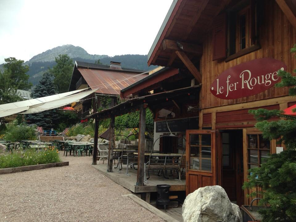Bar/Restaurant Le Fer Rouge
