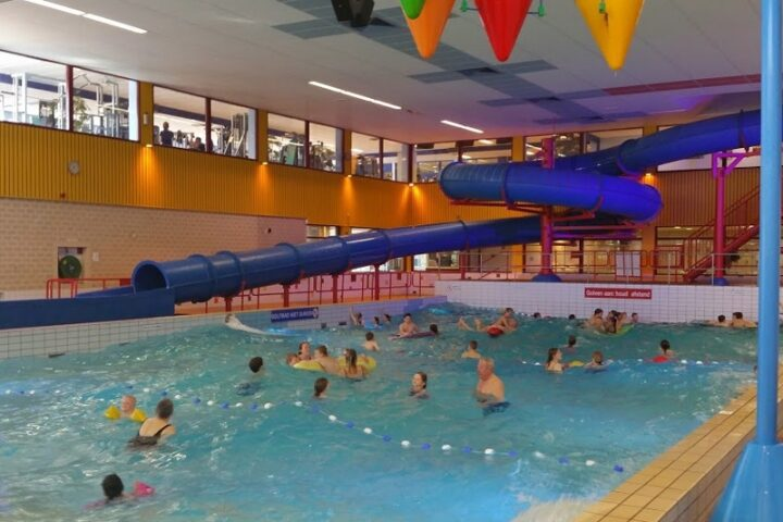 Zwembad de Peppel Ede