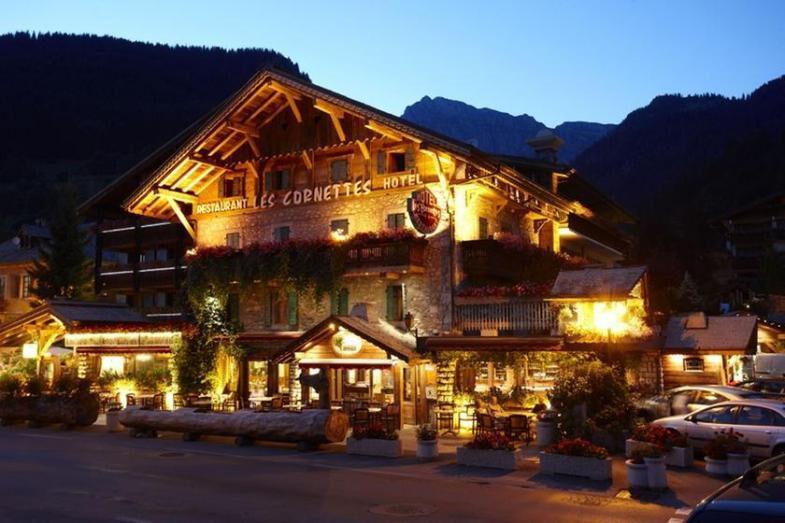 Restaurant Les Cornettes