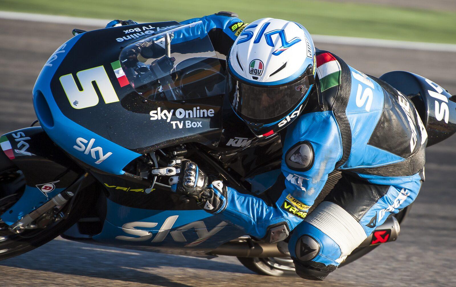 Moter TT-circuit