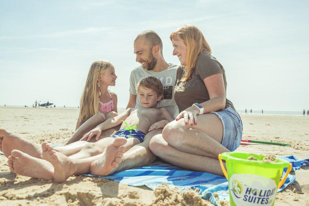Win 1 jaar gratis vakantie bij Holiday Suites