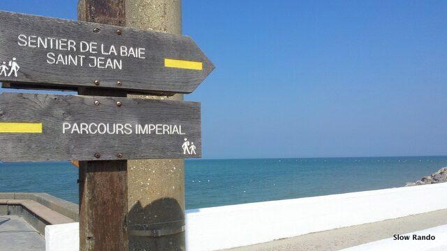 Promenade de la Baie St Jean à Wimereux