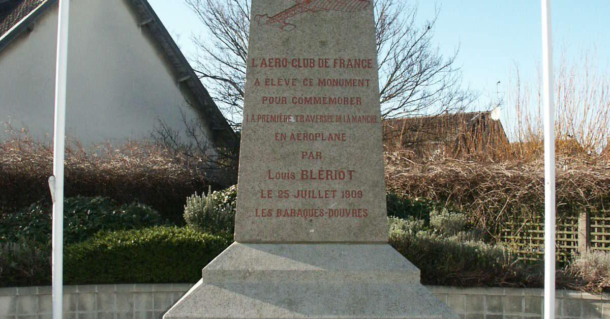 Randonnée « La Plage, la Dune, Monsieur Louis Blériot »