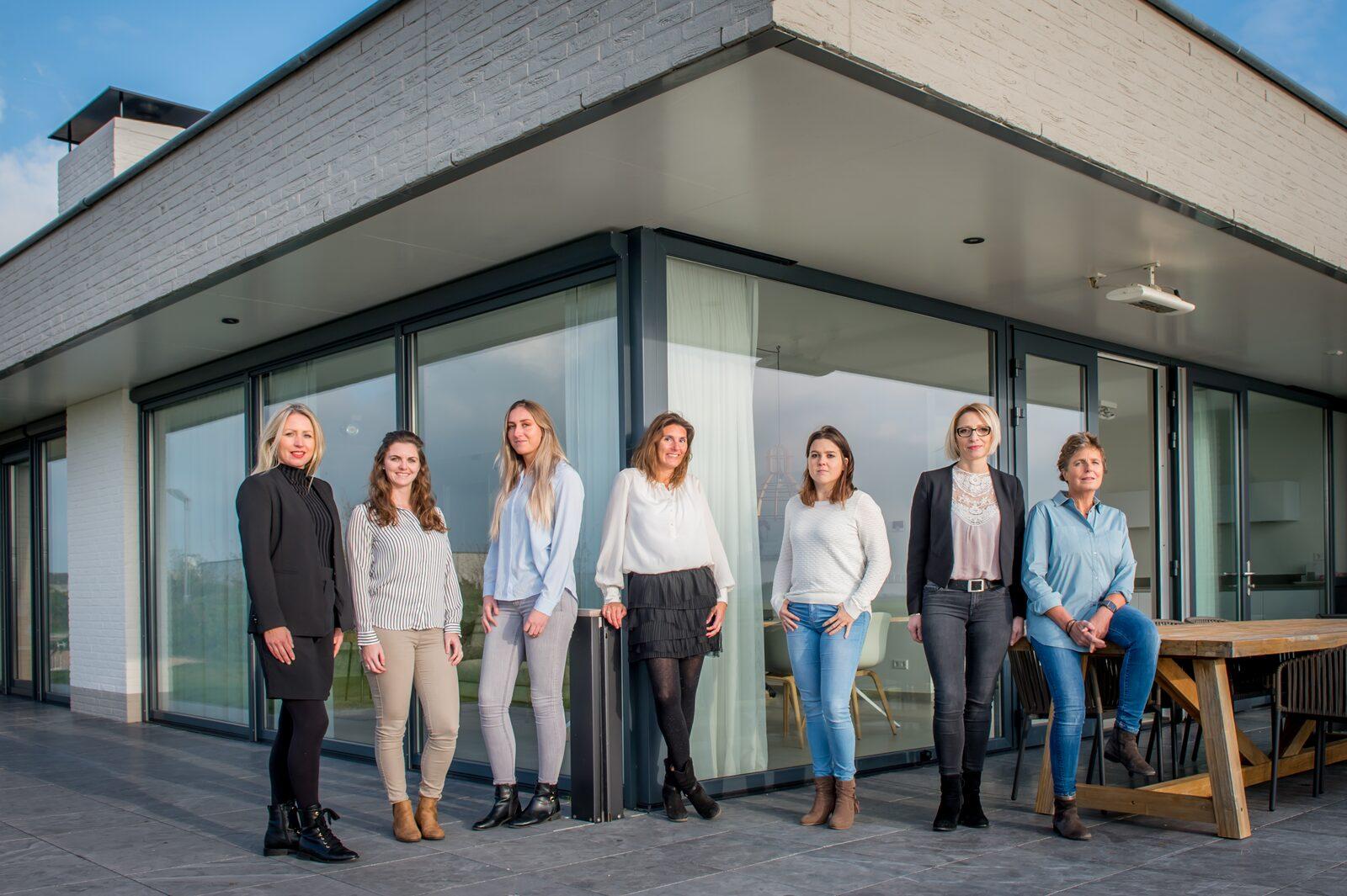 Team employees Ruiterplaat Vakanties